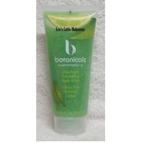 Nutrimetics Botanicals Exfoliating Body Scrub Lime Fresh 200ml