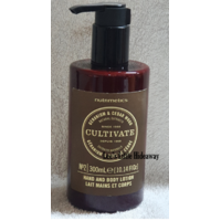 Nutrimetics Cultivate Hand & Body Lotion 300ml