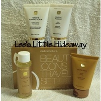 Nutrimetics Beauty Icons Travel Set