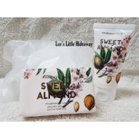 Nutrimetics Sweet Almond Hand Duo - soap & hand creme