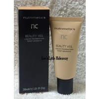Nutrimetics nc Beauty Veil Foundation - Natural Tint